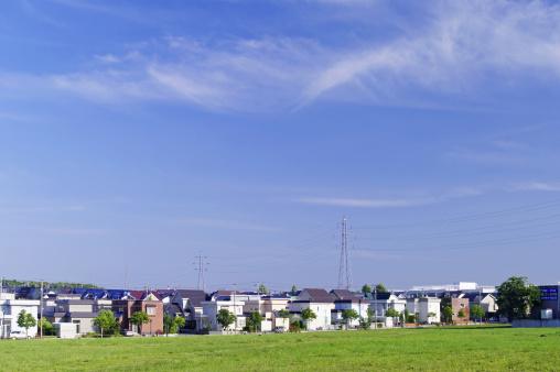 Hokkaido「Residential District」:スマホ壁紙(3)