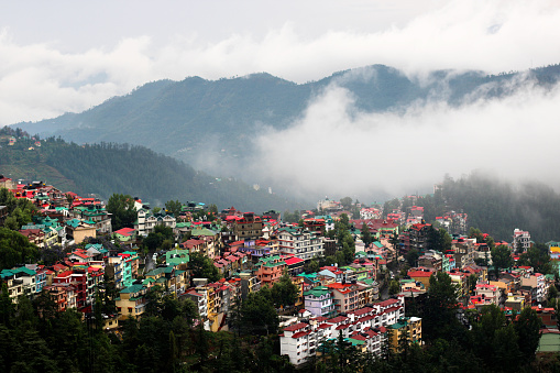 Himachal Pradesh「Residential district」:スマホ壁紙(4)