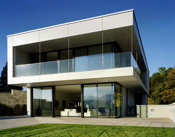 Patio Doors「Residential housing, Gmunden, Upper Austria, ATP architects, 2006」:写真・画像(2)[壁紙.com]