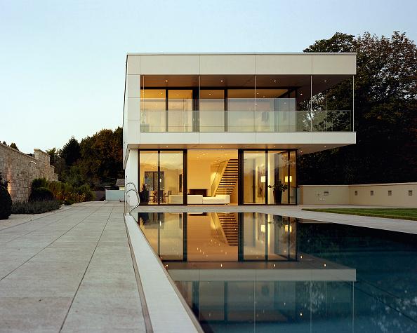 Modern「Residential housing, Gmunden, Upper Austria, ATP architects, 2006」:写真・画像(6)[壁紙.com]