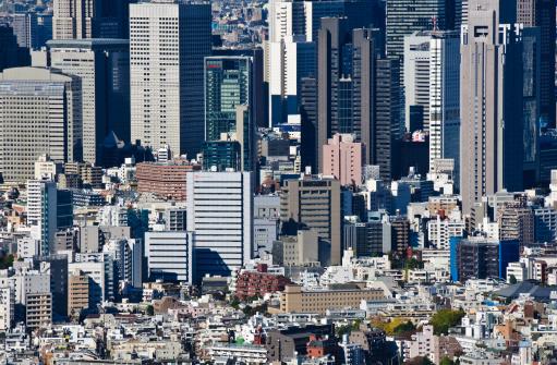 Japan「Residential meets business」:スマホ壁紙(16)