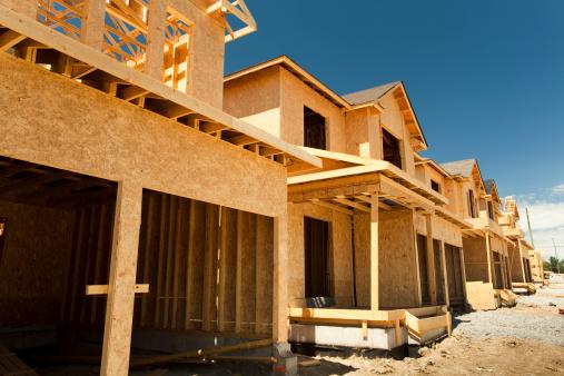 Lumber Industry「Residential house construction」:スマホ壁紙(13)