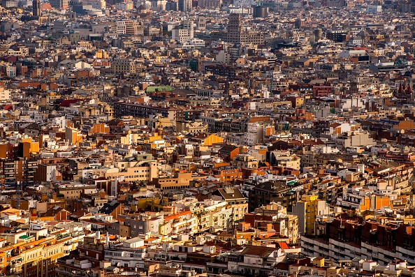 風景「Barcelona Takes Strict Measures Over Increasing Numbers Of Toursists」:写真・画像(6)[壁紙.com]