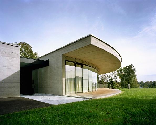 Modern「Residential housing, Seewalchen am Attersee, Austria, architects Luger & Maul,1994」:写真・画像(16)[壁紙.com]