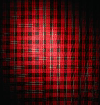 タータンチェック「Red Plaid Flannel」:スマホ壁紙(5)