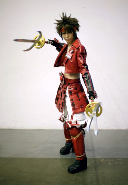 Cosplay「Hyper Japan The UK's Biggest Japanese Culture Event Is Held At Earls Court」:写真・画像(10)[壁紙.com]