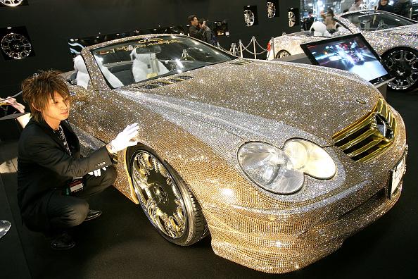 Swarovski「Tokyo Auto Salon 2009 Take Place In Chiba」:写真・画像(17)[壁紙.com]