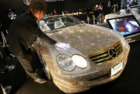 Tokyo Auto Salon「Tokyo Auto Salon 2009 Take Place In Chiba」:写真・画像(17)[壁紙.com]