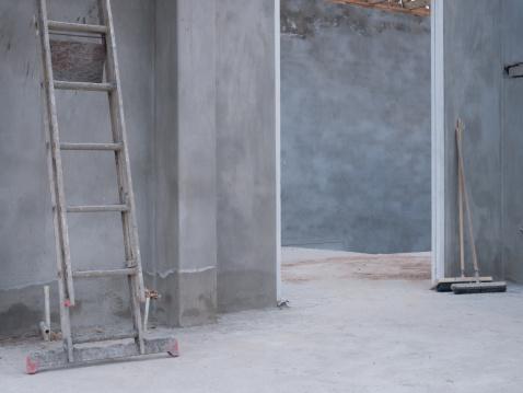 Built Structure「House under construction」:スマホ壁紙(19)