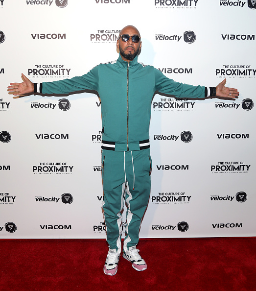 "Jerritt Clark「Viacom ""Culture of Proximity"" Screening with Swizz Beatz」:写真・画像(12)[壁紙.com]"