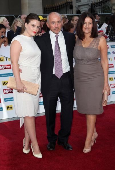 Barry McGuigan「Pride of Britain Award 2011」:写真・画像(9)[壁紙.com]