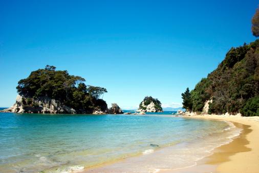 New Zealand Culture「Little Kaiteriteri Beach, Tasman Region, New Zealand」:スマホ壁紙(10)