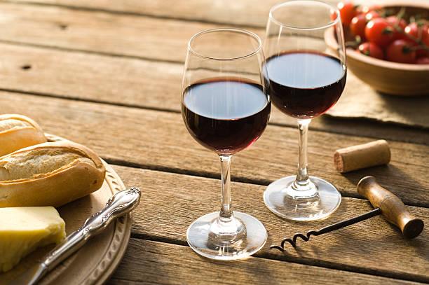 Red Wine Alfresco:スマホ壁紙(壁紙.com)