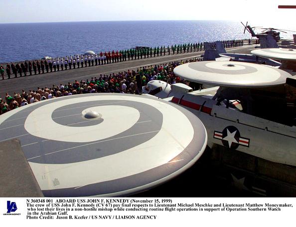Misfortune「Aboard USS John F Kennedy」:写真・画像(2)[壁紙.com]