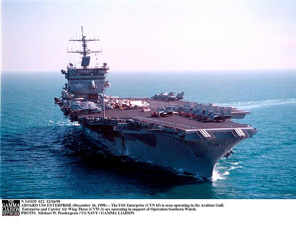 Ideas「Aboard USS Enterprise」:写真・画像(5)[壁紙.com]