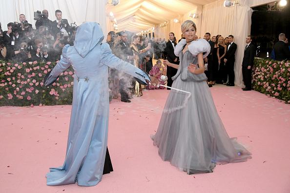 Zendaya Coleman「The 2019 Met Gala Celebrating Camp: Notes on Fashion - Arrivals」:写真・画像(2)[壁紙.com]