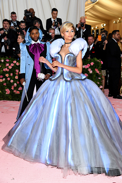Evening Gown「The 2019 Met Gala Celebrating Camp: Notes on Fashion - Arrivals」:写真・画像(7)[壁紙.com]