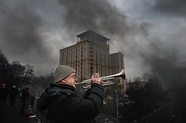 楽器「Violence Escalates As Kiev Protests Continue」:写真・画像(18)[壁紙.com]