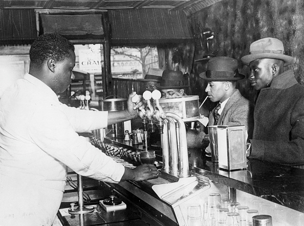 Jim Crow Laws「Without only for colored ones in Harlem, New York, America, photography, around 1935」:写真・画像(5)[壁紙.com]