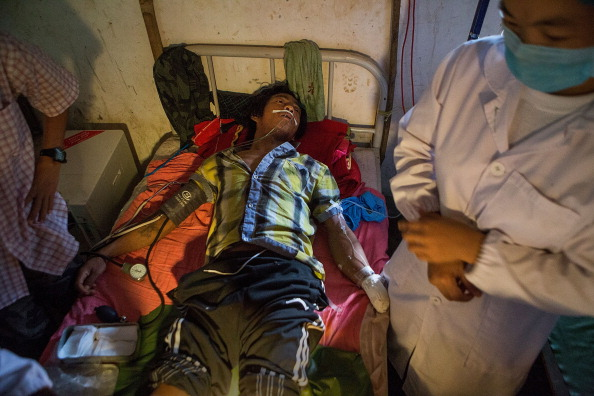 Misfortune「Military Hospital Cares For Injured Soldiers As KIA Conflicts Rage On」:写真・画像(0)[壁紙.com]