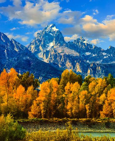 Steep「Autumn in Grand Teton Natoinal Park」:スマホ壁紙(16)