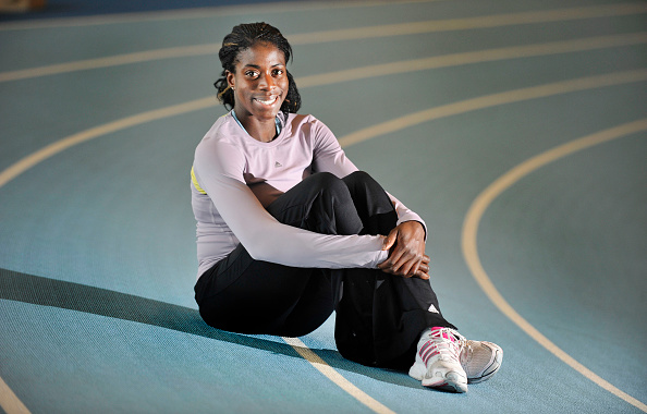 2012 Summer Olympics - London「Christine Ohuruogu who won the Olympic 400m Gold Medal in Beijing 2008」:写真・画像(11)[壁紙.com]