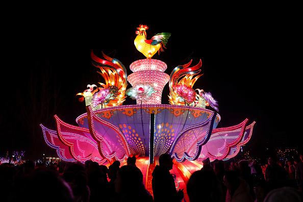 お祭り「Beijing Celebrates Lantern Festival」:写真・画像(16)[壁紙.com]