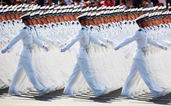 Parade「Beijing Celebrates The 60th Anniversary Of New China」:写真・画像(18)[壁紙.com]