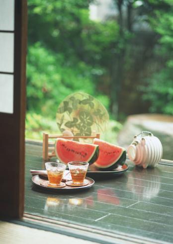 Ice Tea「Porch in Summer」:スマホ壁紙(1)