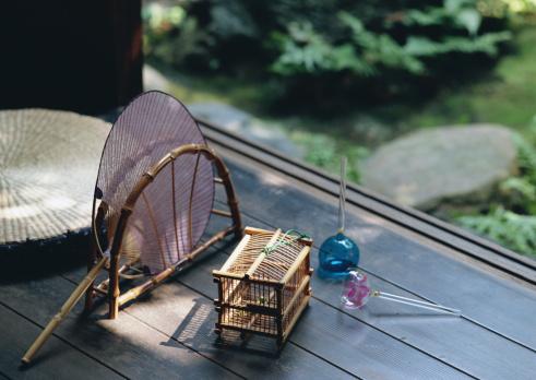 Zabuton「Porch in Summer」:スマホ壁紙(19)