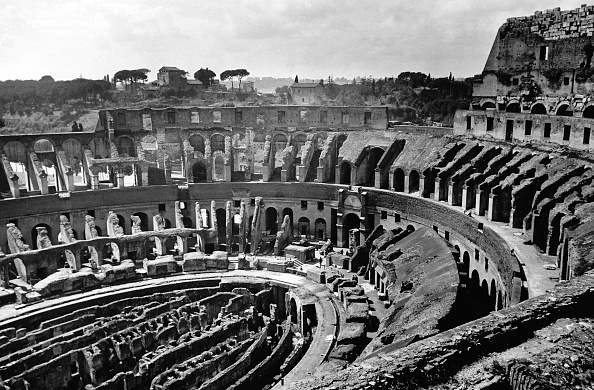 Coliseum - Rome「Erich Andres Italy」:写真・画像(16)[壁紙.com]