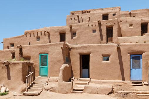 UNESCO World Heritage Site「Pueblo Architecture」:スマホ壁紙(12)