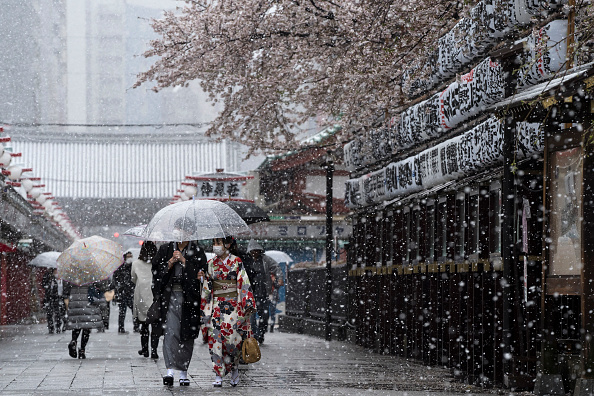 Cultures「Japan Battles Against The Coronavirus Outbreak」:写真・画像(0)[壁紙.com]