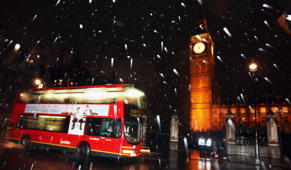 Frost「Early Snowfall Hits London」:写真・画像(19)[壁紙.com]