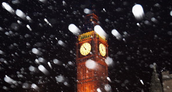 Frost「Early Snowfall Hits London」:写真・画像(11)[壁紙.com]