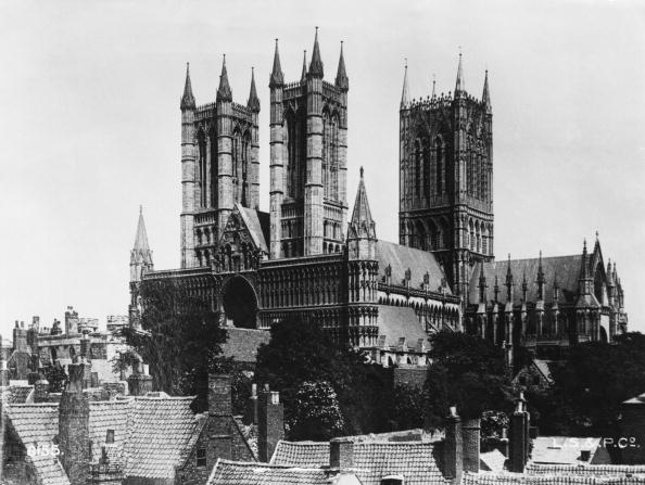 Outdoors「Lincoln Cathedral」:写真・画像(1)[壁紙.com]