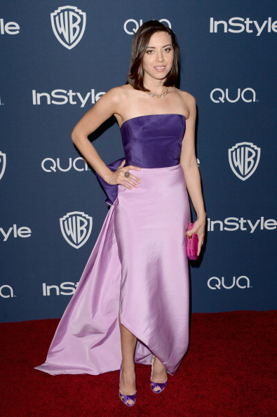 Purple Shoe「2014 InStyle And Warner Bros. 71st Annual Golden Globe Awards Post-Party - Arrivals」:写真・画像(0)[壁紙.com]