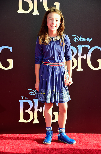 "El Capitan Theatre「Premiere Of Disney's ""The BFG"" - Arrivals」:写真・画像(5)[壁紙.com]"