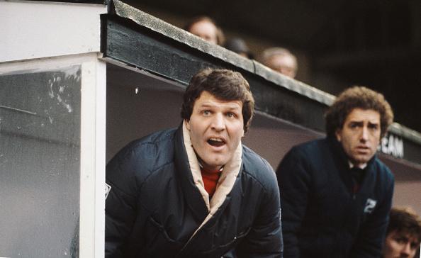 Club Soccer「John Toshack Swansea City Manager Vetch Field 1982」:写真・画像(17)[壁紙.com]