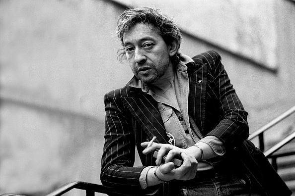セルジュ・ゲンスブール「Serge Gainsbourg Portrait Session」:写真・画像(10)[壁紙.com]