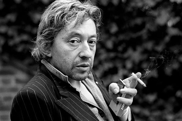 セルジュ・ゲンスブール「Serge Gainsbourg Portrait Session」:写真・画像(7)[壁紙.com]