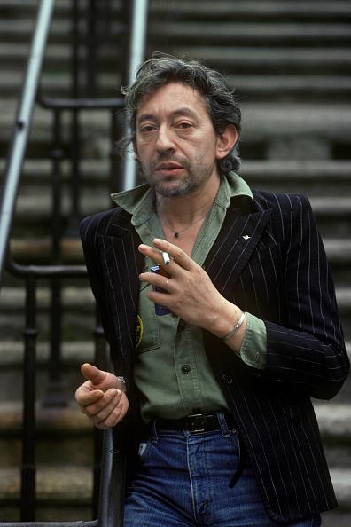 セルジュ・ゲンスブール「Serge Gainsbourg Portrait Session」:写真・画像(12)[壁紙.com]