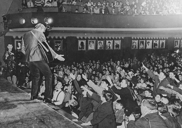 Teenager「Johnny Hallyday Concert」:写真・画像(12)[壁紙.com]