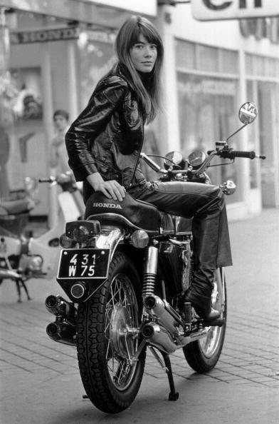 Leather「Francoise Hardy」:写真・画像(13)[壁紙.com]