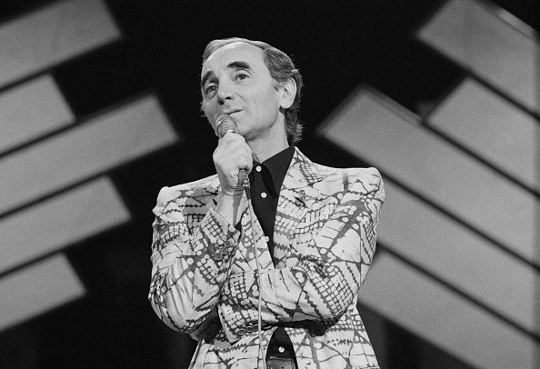 Performing Arts Event「Charles Aznavour Sings」:写真・画像(3)[壁紙.com]