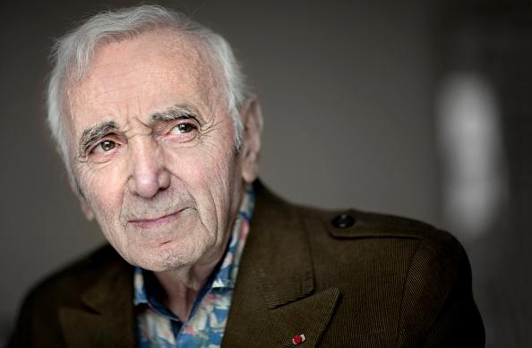ポートレート「Charles Aznavour」:写真・画像(2)[壁紙.com]