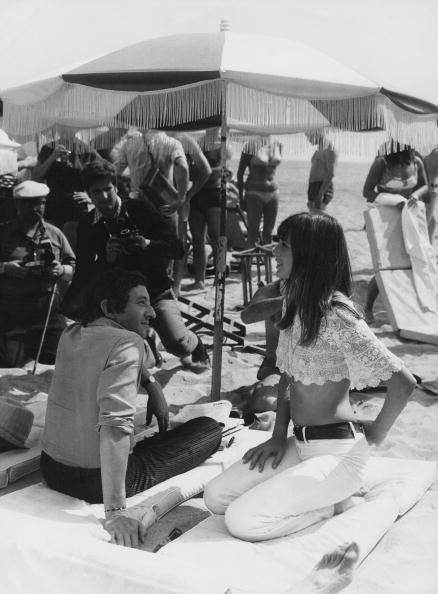 ジェーン・バーキン「Jane And Serge In Cannes」:写真・画像(2)[壁紙.com]