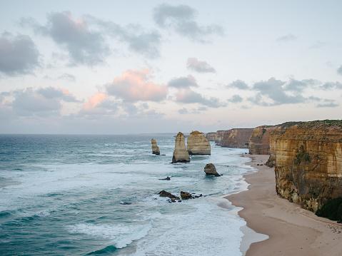 Cape Town「Twelve Apostles, Victoria, Australia」:スマホ壁紙(18)