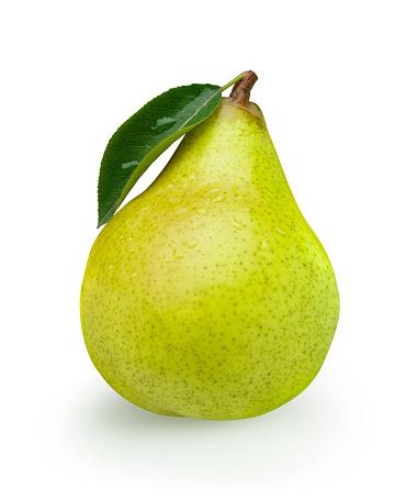 Pear「ナシ緑、リーフ」:スマホ壁紙(1)