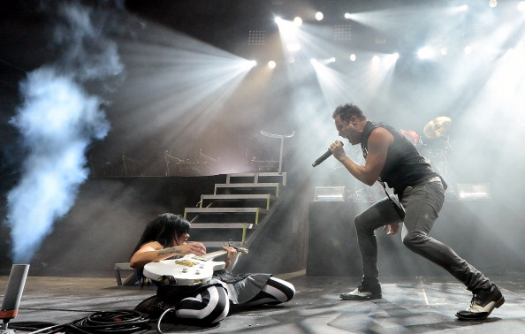 Skillet - Cooking Pan「Carnival Of Madness Tour At The Joint At The Hard Rock」:写真・画像(19)[壁紙.com]